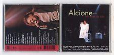 Cd ALCIONE Ao vivo Nos bares da vida - Universal 2000 Brasil OTTIMO