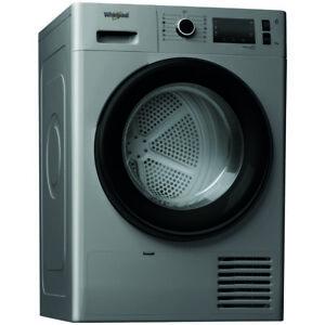 Whirlpool AWZ 9HPS/PRO Gewerbe Trockner 9kg Wärmepumpentrockner EEK: A silber
