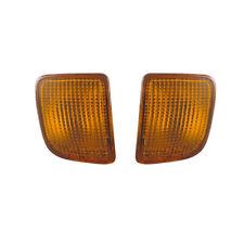 98-00 Toyota Tacoma w/PreRunner Driver & Passenger Corner Signal Lights Pair
