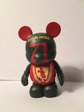 "Disney Vinylmation 3"" Blue Chaser Disney Cast Member 40th year anniversary"