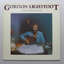 LP/ Gordon Lightfoot - Cold on the shoulder / 1975 US