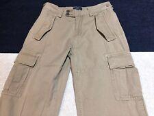 Polo Ralph Lauren Boys Size Cargo Pants Military Style