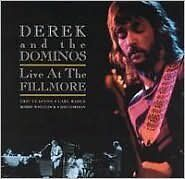 DEREK & THE DOMINOS : LIVE AT THE FILLMORE (CD) Sealed