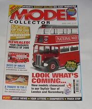 MODEL COLLECTOR APRIL 2007 - BUSES OF WALES/A TRIBUTE TO TSR-2