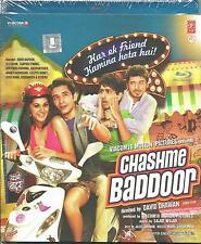 Chashme Baddoor - Ali Zafar - Neuf Original Bollywood Blu-Ray - Gb