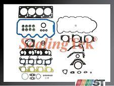Fit 2000-04 Ford Focus 2.0L SOHC 8-Valve Engine Full Gasket Set kit VIN P motor