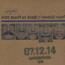 Peter Gabriel - Encore Series LIVE 2CD - Liverpool, England U.K. 7/12/2014
