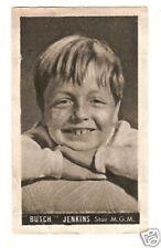 Butch Jenkins  .  Vintage Kwatta Movie Star Card Look!