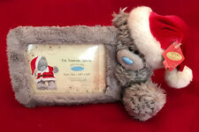 ME TO YOU BEAR TATTY TEDDY FOR SOMEONE SPECIAL CHRISTMAS HAT BEAR FRAME GIFT