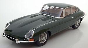 GT Spirit 1964 Jaguar E-Type 1 4.2L British Racing Green  ZM050 LE 300pcs 1:12*
