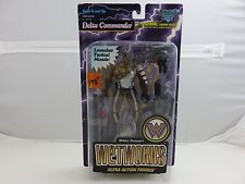Wetworks DELTA COMMANDER Ultra Action Figure NEW 1996 McFarlane Toys