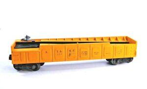 Lionel A.T. & S.F. Barrel Car 3562-50 Post War