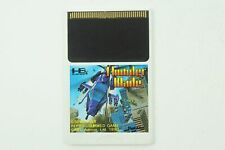 THUNDER BLADE Hu Card Sega NEC PC Engine Card Only From Japan