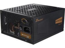 Seasonic PRIME Ultra 850W 80+ Gold Power Supply, Full Modular, 135mm FDB Fan w/H