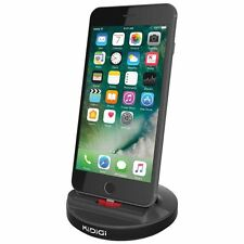 Kidigi 2a Rugged Case Charging Dock Charger MFI Cradle - Apple iPhone 5 5s 5c
