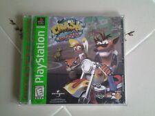 Crash Bandicoot Warped PlayStation Game Ps1 1998
