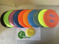 FRISBEE DISC GOLF INNOVA 10 DISC STAR & GSTAR PREMIUM PLASTIC DELUXE SET + MINI