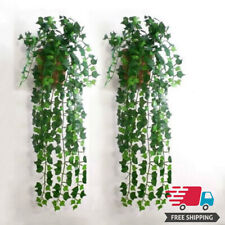 2.4m Ivy Bush Garland Artificial Plant Home Environmental Health Decoration NEW