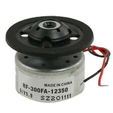 RF-300FA-12350 DC 5.9V Spindle Motor for DVD CD Player Silver+Black F9S3