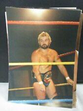 #60  Vintage Professional Wrestling Wrestler  WCCW  USWA  Photo Eric Embry