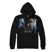 Venom Poster Hoodie Villain Birthday Gift Tom Hardy Unisex Adult Kids Hoodie Top