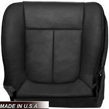 2012 2013 2014 Ford F150 Lariat Driver Bottom Perforated Leather Seat Cover Fits Ford F 150