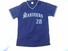 Seattle Mariners Raul Ibanez  #28 Jersey Size Youth XL