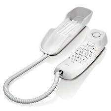 TELEFONO CABLE GIGASET-SIEMENS DA-210 BLANCO