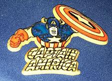 CAPTAIN AMERICA MARVEL COMICS SUPERHERO VINTAGE VHTF RARE MAGNET STEVE ROGERS