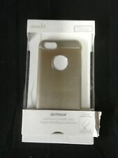 Moshi Premium metallic Metallic Case iPhone 7  Gold  New