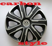 "16"" Volkswagen transp.T5, Golf, Beetle... enjoliveurs/Couvre, cache moyeu, graphite"