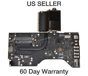 "Apple iMac 21.5"" A1418 Late 2013 AIO Logic Board w/ i5-4570R 2.7Ghz CPU 661-7923"