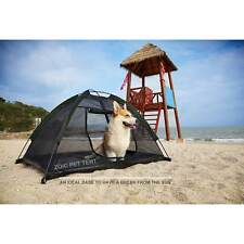 Pet Tent House Outdoor Camping Dog Cat Travel Mesh Cover Better Air circulation