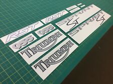 Triumph Daytona Sprint ST RST  graphics set decals stickers