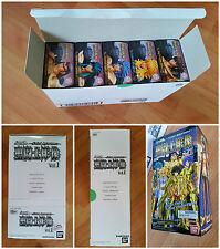 SAINT SEIYA AGARUMA Vol 1 / 5 figurines / BANDAI / boite neuve, scellé