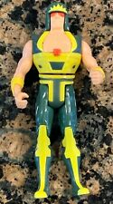 Vintage 1986 Kenner DC Super Powers Cyclotron with chest plate