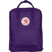 Fjäll Räven Kanken the Backpack for all Opportunities Purple