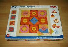 Magnetisches Legespiel Indian Summer - Haba Rarität - Magnetic pieces to arrange