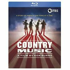 Ken Burns: Country Music [New Blu-ray] Boxed Set