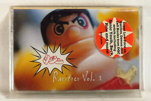 VARIOUS - DGC Rarities: Vol. 1 > 1994 US 1st cassette < SEALED < Nirvana, Beck