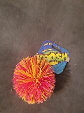 KOOSH BALL by Hasbro NEW  Orange Yellow