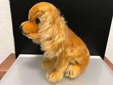 Steiff Alter Hund 17 cm. Guter Zustand