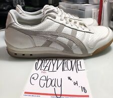 USED Mens ASICS Onitsuka Tiger Ultimate 81 sz 8.5 White