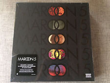 MAROON 5 - STUDIO ALBUM - VINYL BOX SET with SONGS ABOUT JANE  BRAND NEW  SEALED