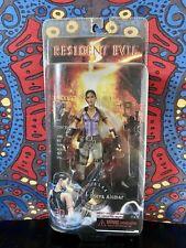 Resident Evil 5 Sheva Alomar NECA Action Figure NIP Player Select Capcom Figure