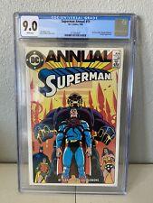 Superman Annual #11 CGC 9.0 1985 1265713023