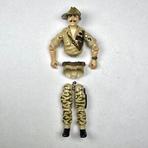 Recondo Vintage GI Joe ARAH Action Figure 1984 Hong Kong Toy For Parts Repairs