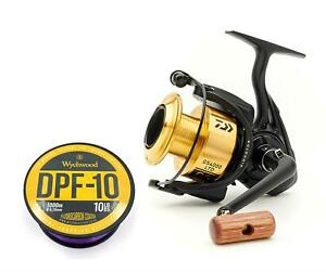 Daiwa GS4000 Ltd Edition Front Drag Reel - FREE DPF LINE INCLUDED