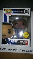 FUNKO Pop Movies - Netflix Bright Daryl Ward Chase L.E. 558~Vinyl Figure ~ NIB
