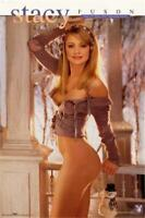 Playboy Playmate Stacy Fuson 1999 Poster 23x35
